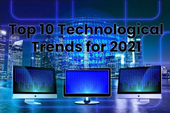 10 technological