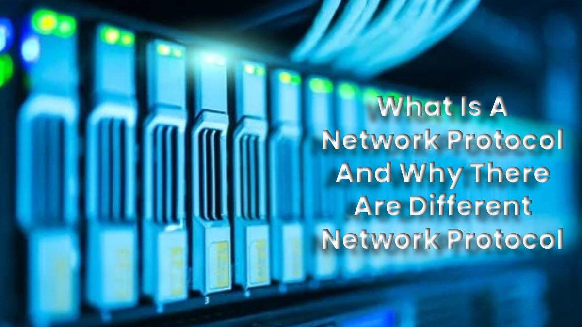 Network Protocols, The Basis Of Electronic Data Transmission