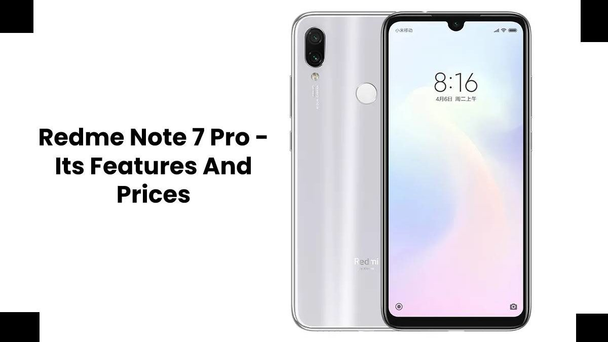 Xiaomi Redmi Note 7 Pro, the new mid-range brings a Snapdragon 675 and improves its 48 MP camera