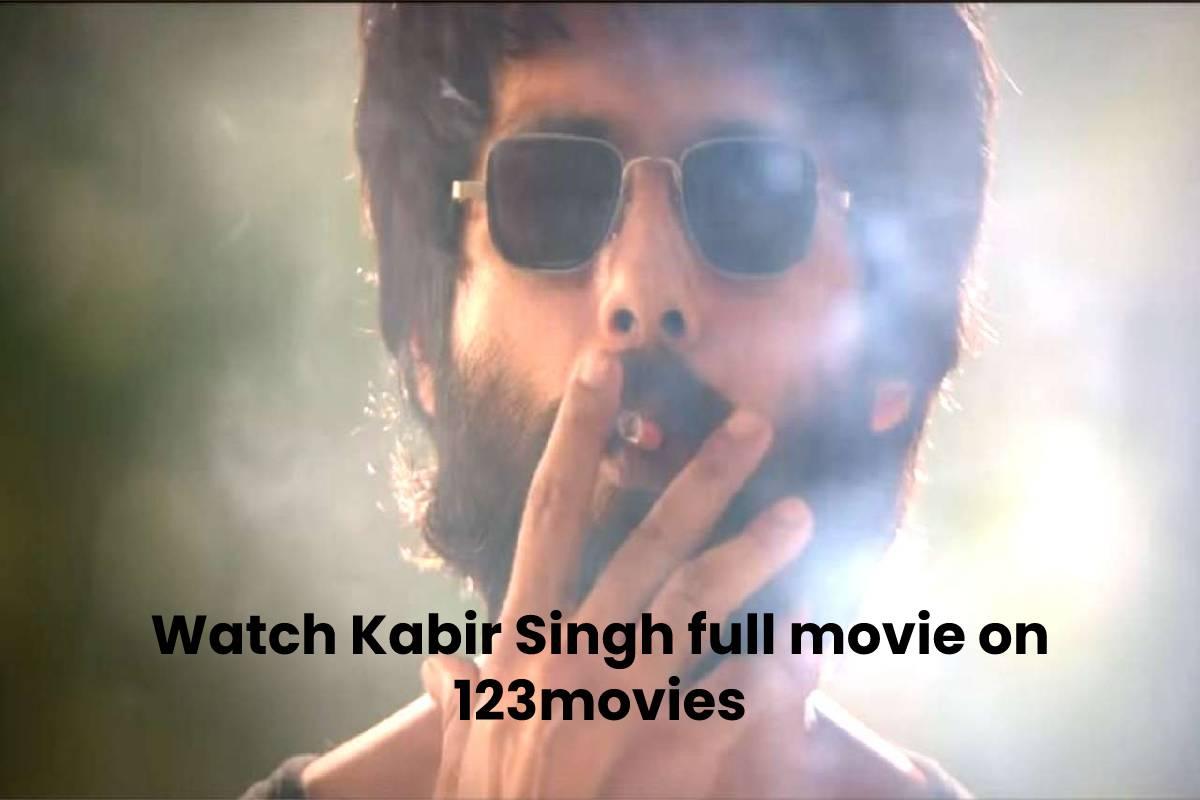 Watch Kabir Singh Full Movie Online On 123movies Technology Timesnow