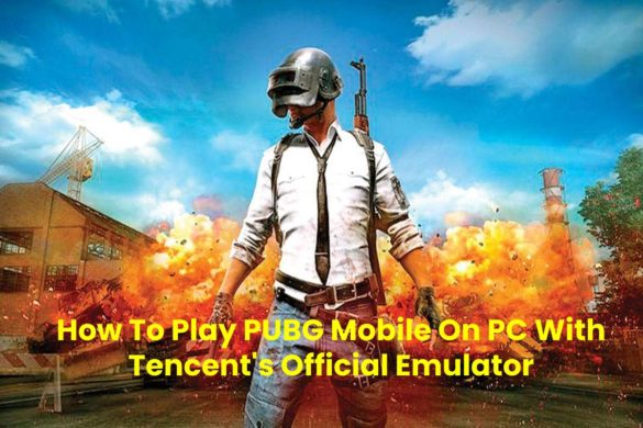 play pubg moblie on pc with emulator