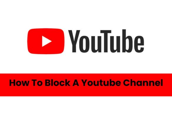 How to block a YouTube channel