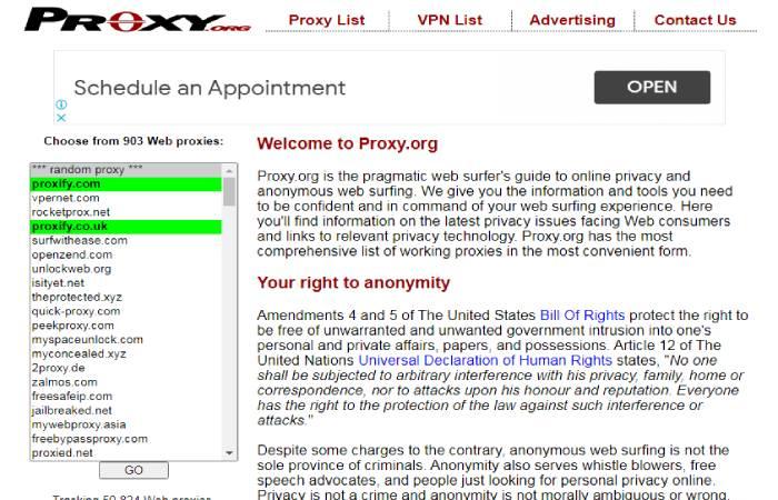 Kproxy - Kproxy Best Surfing Web Anonymously And 7 ...
