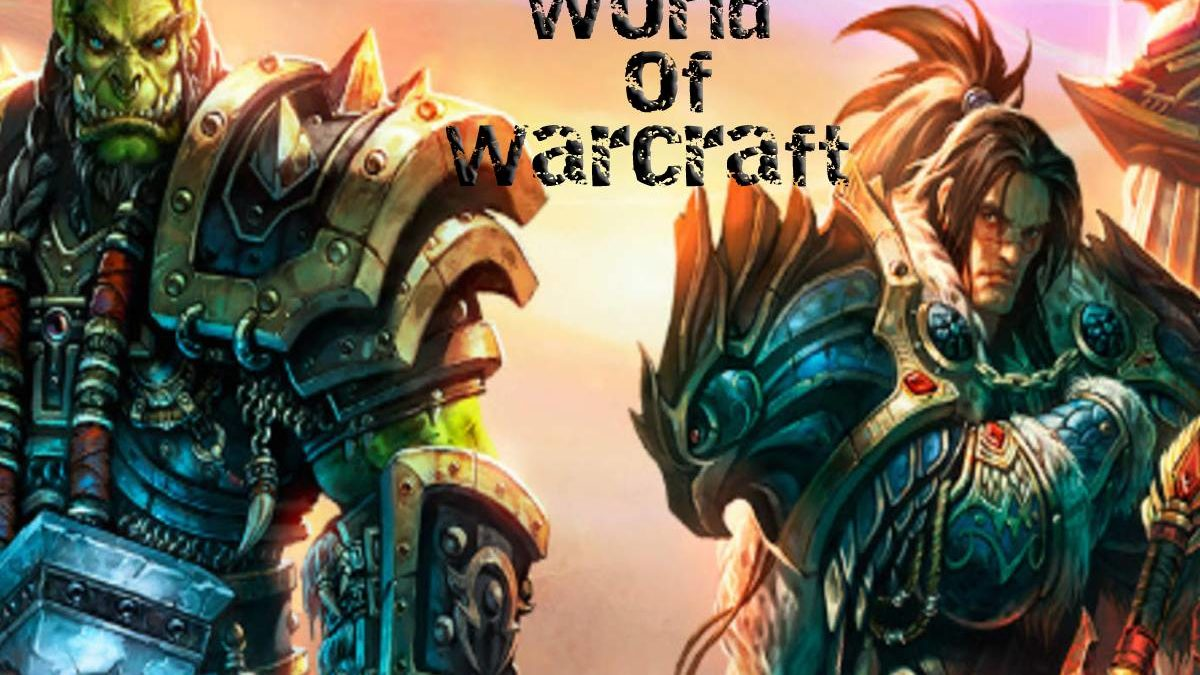 What Is WoW(World of Warcraft) – Make Your First Character