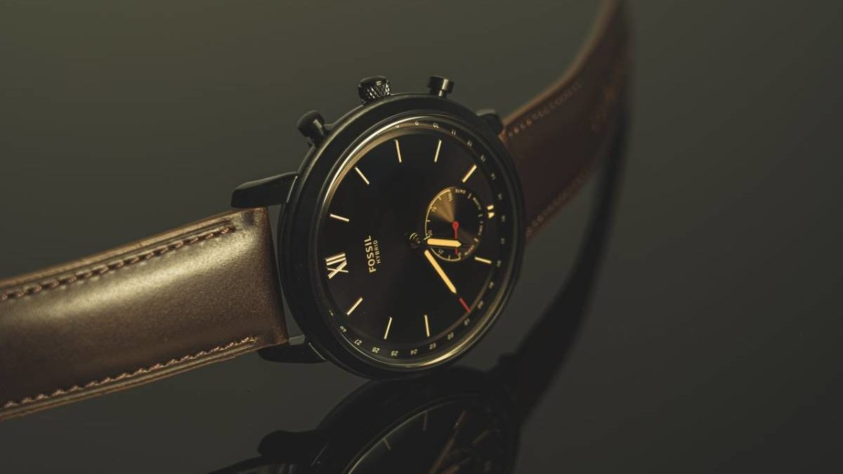 Luxury and Professionalism: 7 Watches for Men