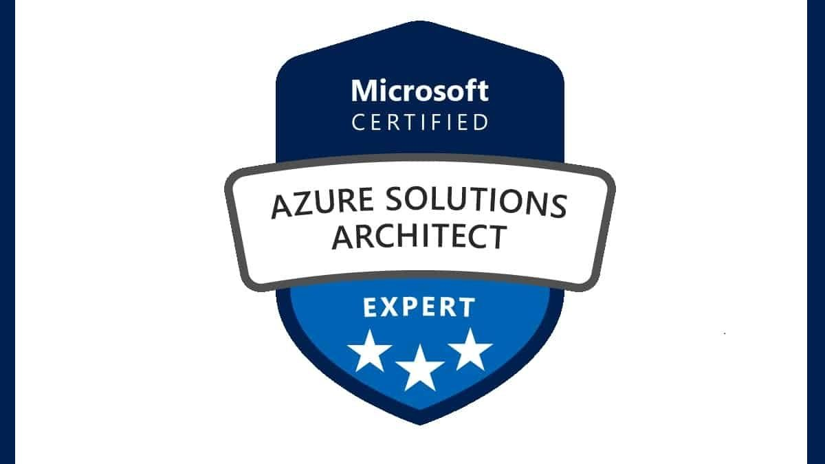 Role of an Azure Solution Architect