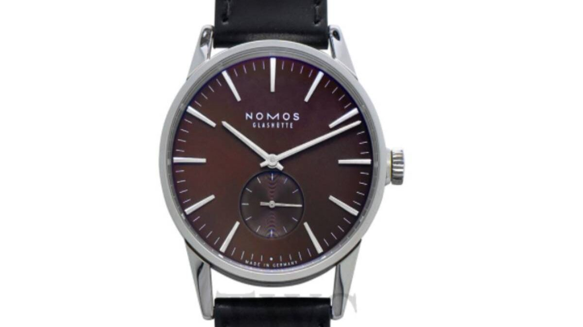 Nomos Glashutte Guide: The Striking Mechanical Watches Of All Time