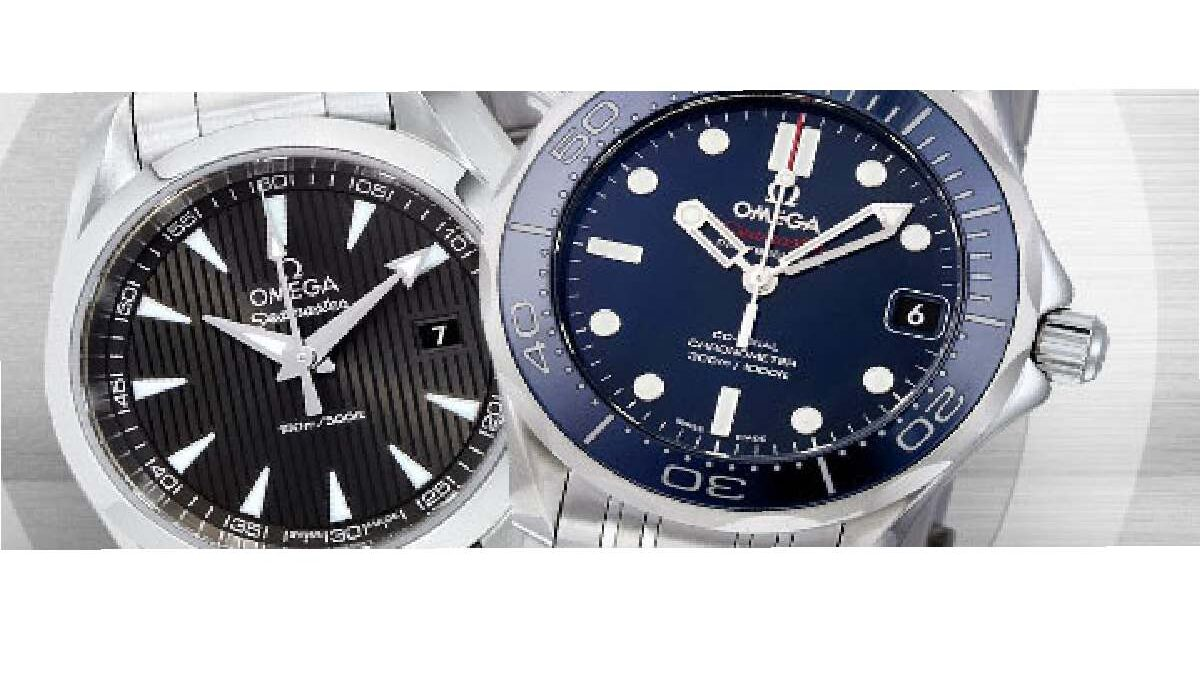 Masculinity In Luxury: 5 Known Models From Omega Seamaster Men's Collection