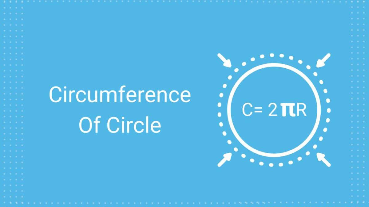 How to find the Area and Circumference of a Circle